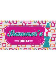 RETRO SIGN - SUMMER