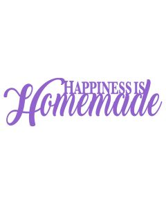 CHATTERWALL - HAPPINESS IS HOMEMADE