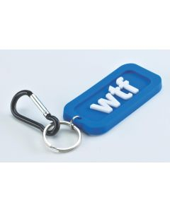 TEXT KEYRING - WTF