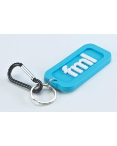 TEXT KEYRING - FML