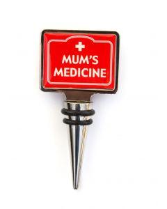 WINE STOPPER - MUMS MEDICINE