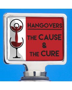 WINE STOPPER - HANGOVERS CAUSE AND CURE