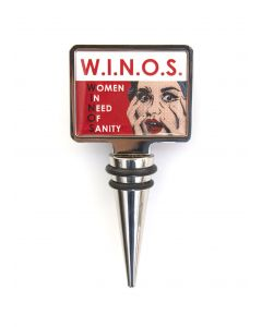 WINE STOPPER - W.I.N.O.S