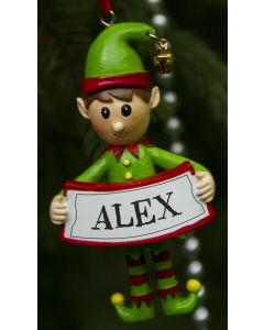 ELF DECORATION  - ALEX