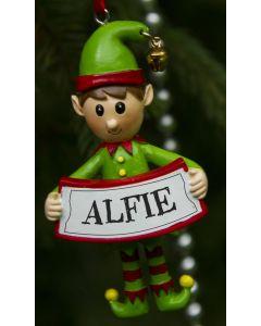 ELF DECORATION  - ALFIE