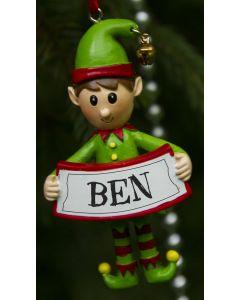 ELF DECORATION  - BEN