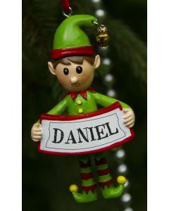 ELF DECORATION  - DANIEL