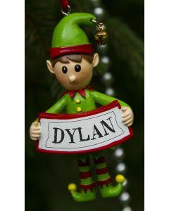 ELF DECORATION  - DYLAN