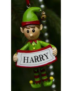 ELF DECORATION  - HARRY