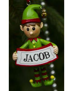 ELF DECORATION  - JACOB