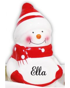 SNOWMAN DECORATION -  ELLA