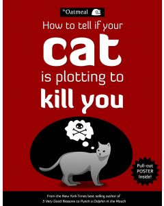 HOW TO TELL IF YOUR CAT PLOTTING TO KILL