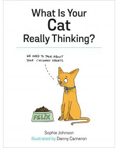 WHAT IS YOUR CAT REALLY THINKING