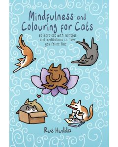 MINDFULLNESS & COLOURING FOR CATS