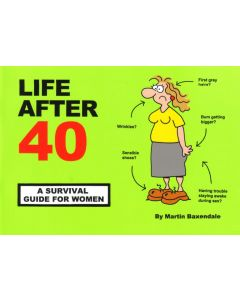LIFE AFTER 40 HER - BOOK