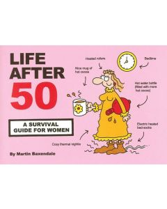 LIFE AFTER 50 WOMEN - BOOK