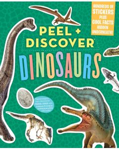 PEEL AND DISCOVER DINOSAURS