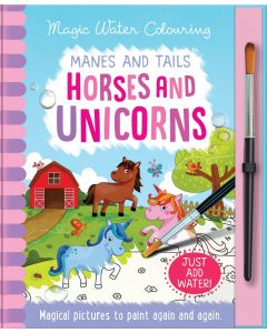MANES AND TAILS HORSES AND UNICORNS