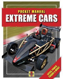 POCKET MANUAL EXTREME CARS