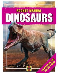 POCKET MANUAL DINOSAURS