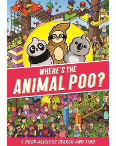 WHERES THE ANIMAL POO?