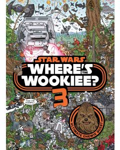 STAR WARS WHERES THE WOOKIE 3