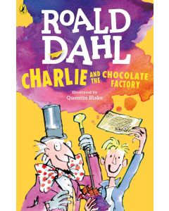 ROALD DAHL-CHARLIE AND CHOCOLATE FACTORY