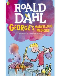 ROALD DAHL - GEORGES MARVELLOUS MEDICINE