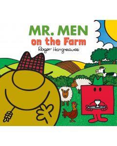 MR MEN ON THE FARM