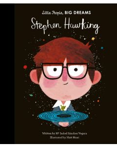 LITTLE PEOPLE BIG DREAMS STEVEN HAWKING