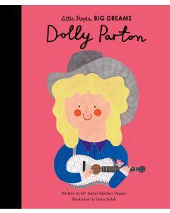LITTLE PEOPLE BIG DREAMS DOLLY PARTON