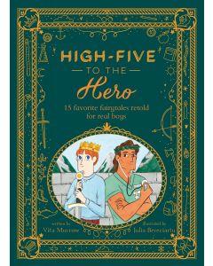 HIGH-FIVE TO THE HERO