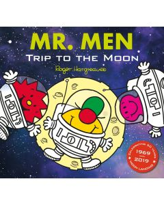 MR.MEN TRIP TO THE MOON