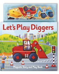 MAGNETIC LETS PLAY DIGGERS