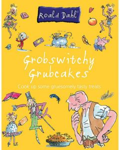 RD GROBSWITCHY GRUBCAKES - BOOK