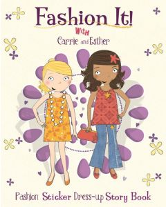 FASHION IT! WITH DANNI AND ABBY - STICKE
