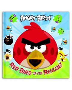 ANGRY BIRDS RED BIRD TO THE RESCUE
