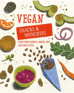 VEGAN SNACKS AND MUNCHIES