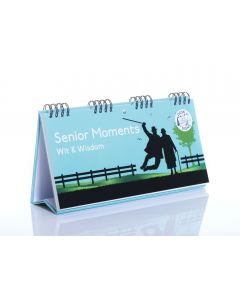 SENIOR MOMENTS FLIP BOOK