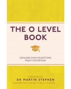 THE O LEVEL BOOK