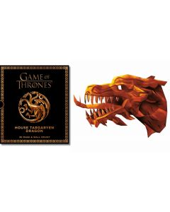 GAME OF THRONES MASK:THE HOUSE TARGARY