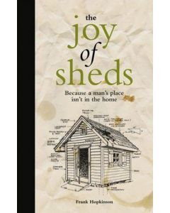 JOY OF SHEDS    - BOOK