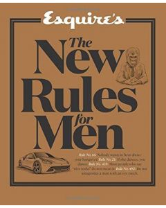ESQUIRES THE NEW RULES FOR MEN