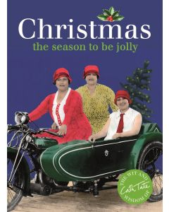 CHRISTMAS: THE SEASON TO BE JOLLY