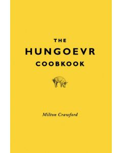 HUNGOVER COOKBOOK - BOOK