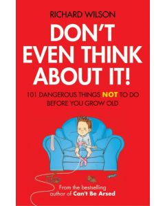DONT EVEN THINK ABOUT IT - BOOK