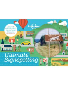 LONELY PLANET: ULTIMATE SIGN SPOTTING