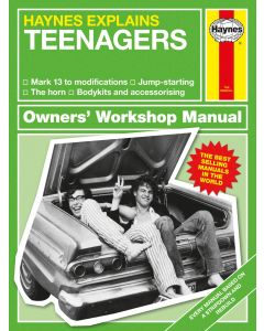 HAYNES EXPLAINS - TEENAGERS