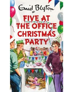ENID BLYTON: FIVE AT THE CHRISTMAS PARTY