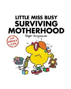 MR MEN:LITTLE MISS BUSY SURVIVING MOTHER